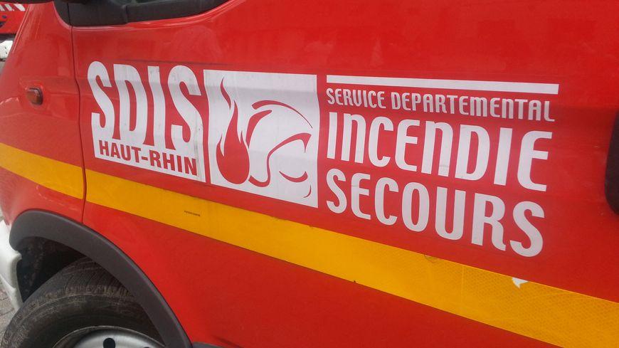 Camion des pompiers du Haut-Rhin (image d'illustration)