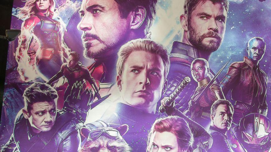 """""""Avengers: Endgame"""", 22e film de l'univers cinématographique Marvel, a pulvérisé tous les records au box-office mondial lors de son premier week-end dans les salles."""