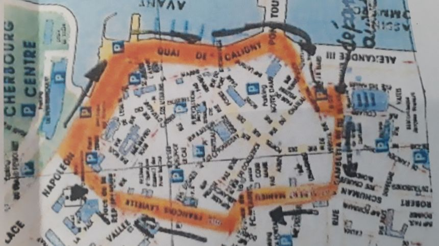 La marche blanche fera une boucle dans le centre ville