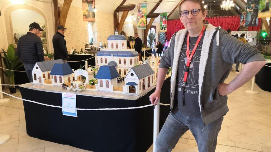 Le Château accueille l'exposition Playmobil jusqu'au mercredi 17 avril.