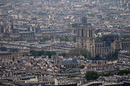 Notre-Dame de Paris, après le drame