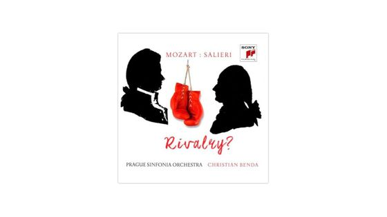 Mozart - Salieri : Rivalry ? SONY CLASSICAL