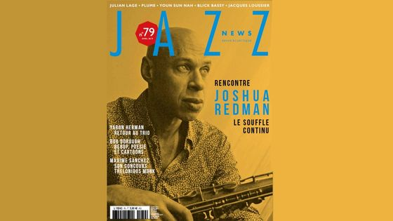 Jazz New n°79 de avril 2019