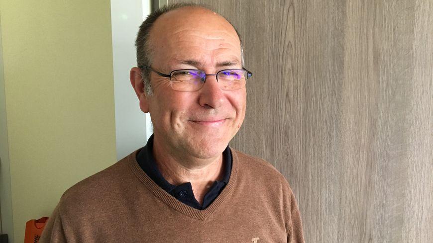Hervé Feugère, Conseiller fourrages à la Chambre d'agriculture de la Creuse