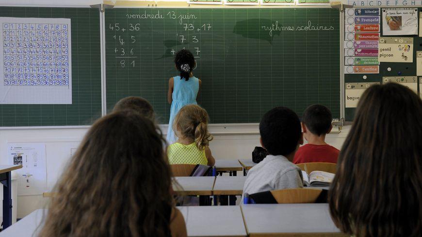 L'école de Sainte-Foy accueille une unique classe de CM1/CM2 - Image d'illustration