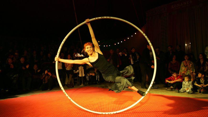 Le cirque Romanès