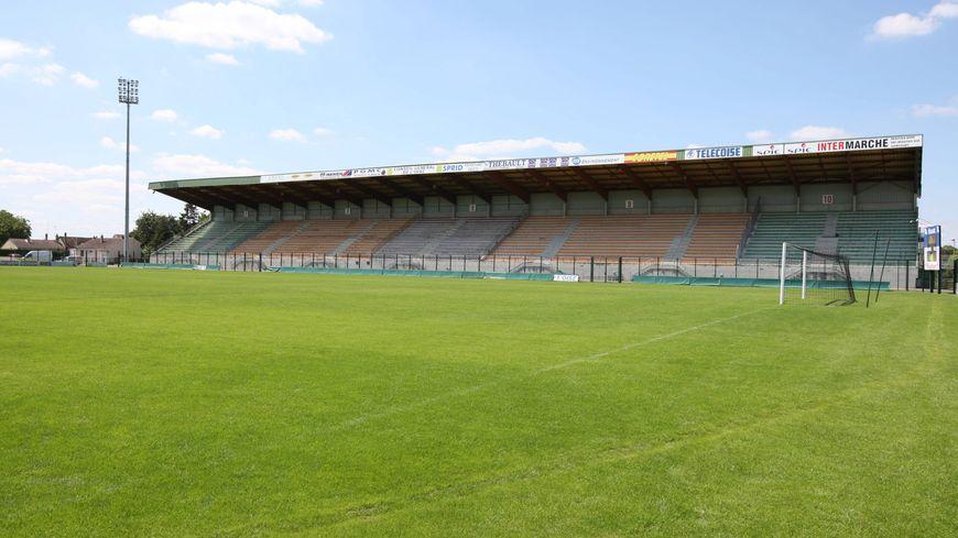 Le stade Pierre Brisson à Beauvais où le FC Metz pourrait valider son ticket pour la L1