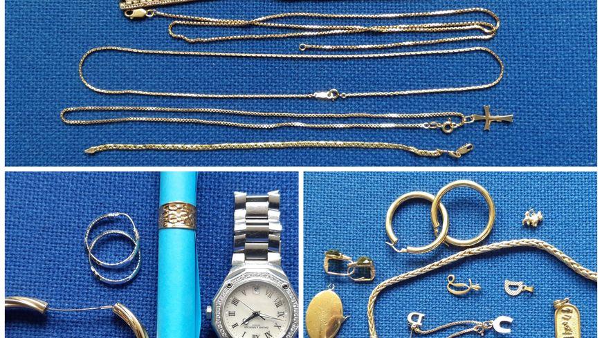 Ces bijoux dérobés vous appartiennent-ils ?