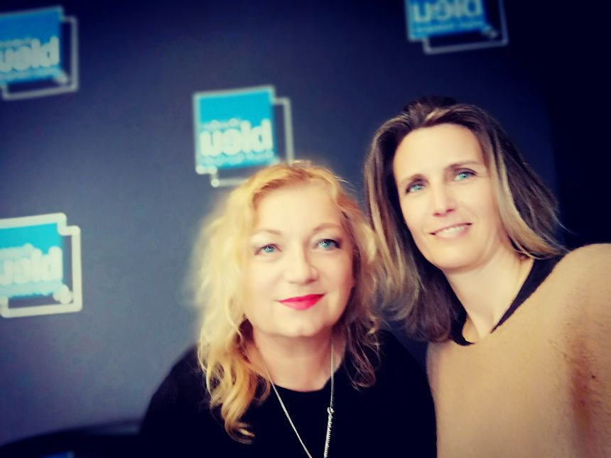 Colette Dechaume et Christelle Dubourg