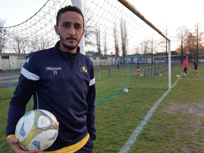 Toujours licencié à l'Etoile de Brive, Faouzi Aichi se souvient des concours de petits ponts avec Nabil Andrieu