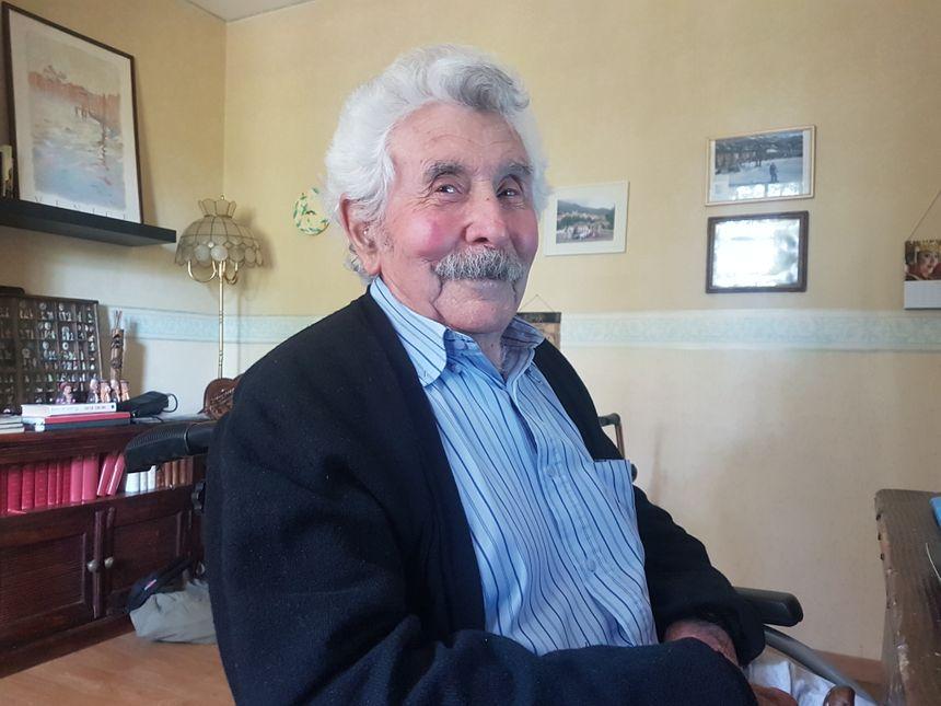 Marc Seguin vit aujourd'hui à Montferrier-sur-Lez