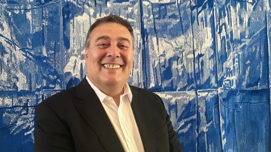 Armand Martinez, président des Gîtes de France en Creuse.