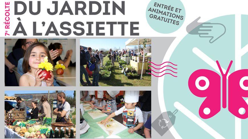 Du jardin à l'assiette à Le Dézert dans la Manche, le 28 avril avec France Bleu Cotentin
