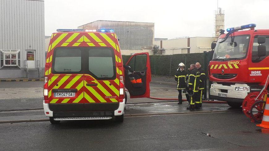Les pompiers sont rapidement intervenus