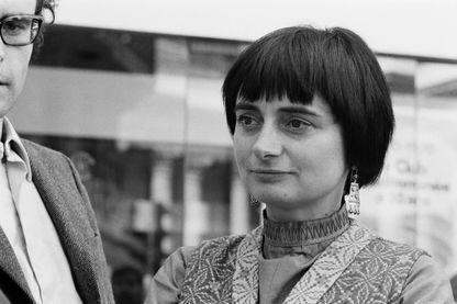 Agnès Varda en 1970
