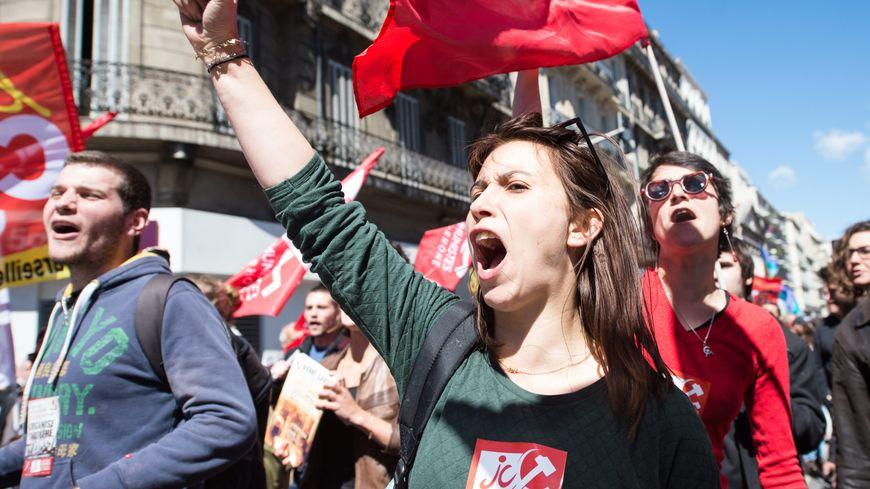 Les Jeunes Communistes de la Loire récusent les accusations du Rassemblement National