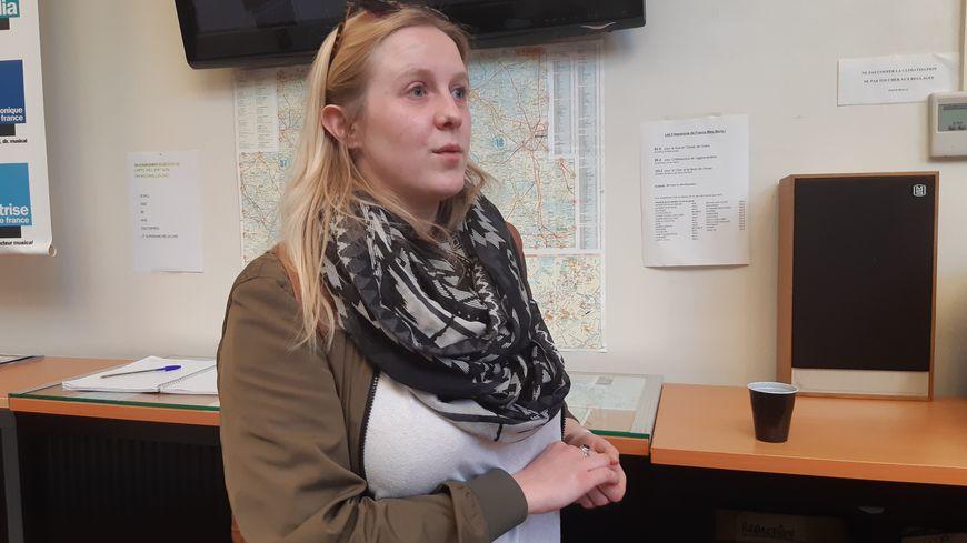 Lise Nicolle, journaliste Bip TV, agressée lors d'un reportage à Châteauroux