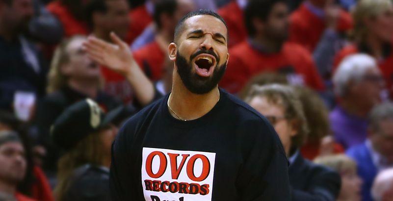 Drake: Le rappeur s'affole après la victoire des Toronto Raptors (Vidéos)