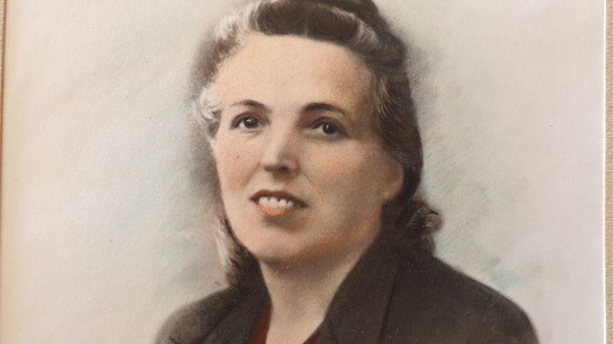 Odette Gorin arrêtée le 4 septembre 1942 et déportée en Allemagne