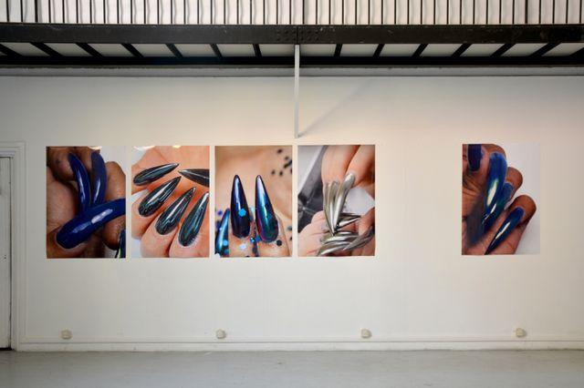 Le travail d'Aida Bruyère a été récompensé au Salon de Montrouge
