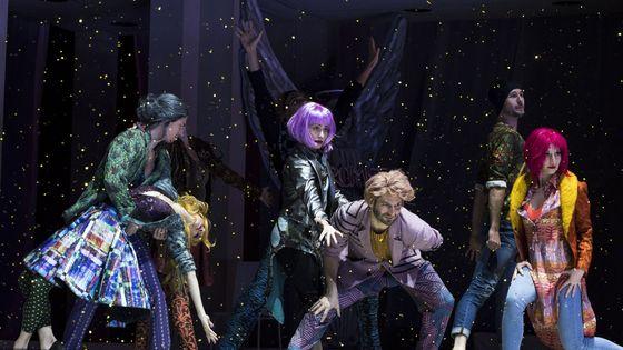 Un aperçu de Porgy and Bess actuellement à l'affiche à l'Opéra national de Hongrie