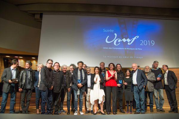Les lauréats 2019 des Prix UCMF