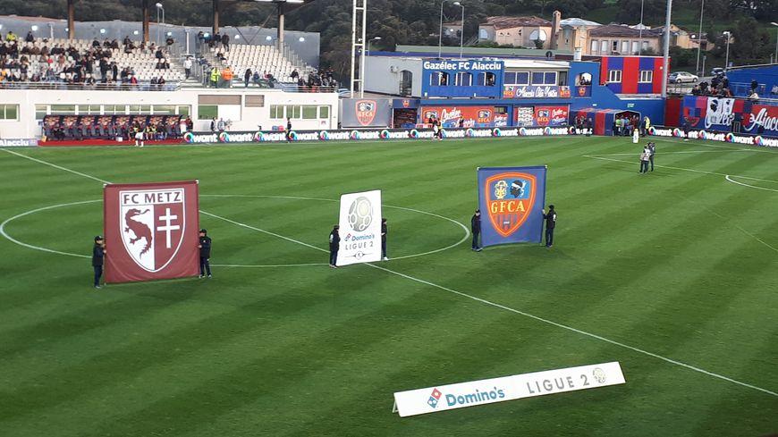 Gazélec FC - FC Metz