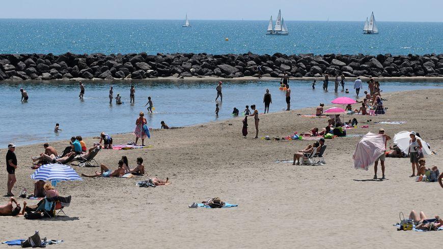 Fréquentation, propreté, qualité de l'eau... Vous pouvez donner votre avis pour améliorer la qualité des plages de l'Hérault.