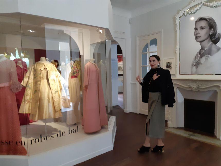 """L'exposition """"Grace de Monaco Princesse en Dior"""" sera visible au musée Christian Dior à Granville du 27 avril au 17 novembre 2019."""