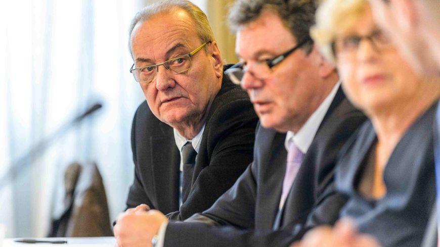 Alain Grippon était 5e adjoint au maire de Niort, chargé des finances et du budget
