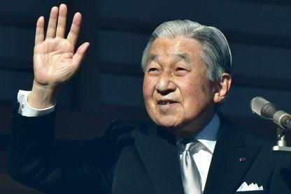 L'empereur japonais Akihito