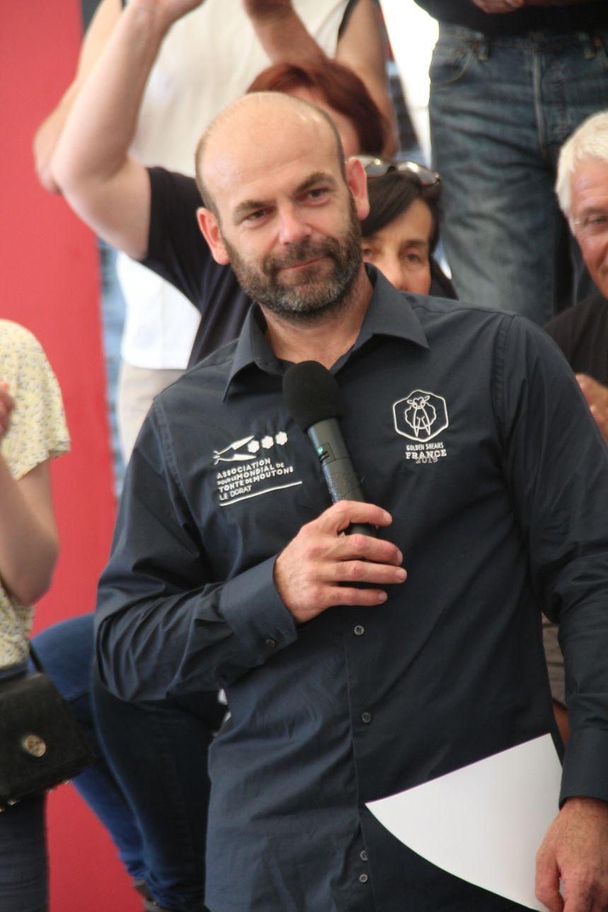 Christophe RIFFAUD