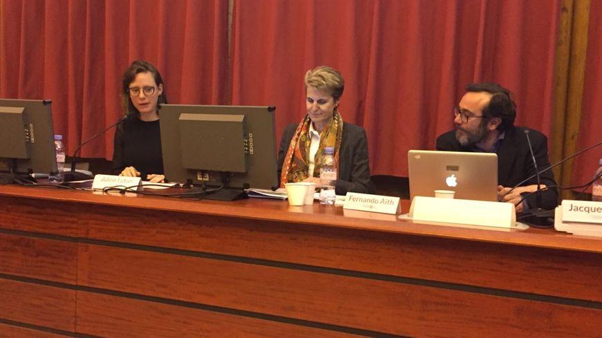 Anne Laude, la nouvelle rectrice de l'académie de Limoges