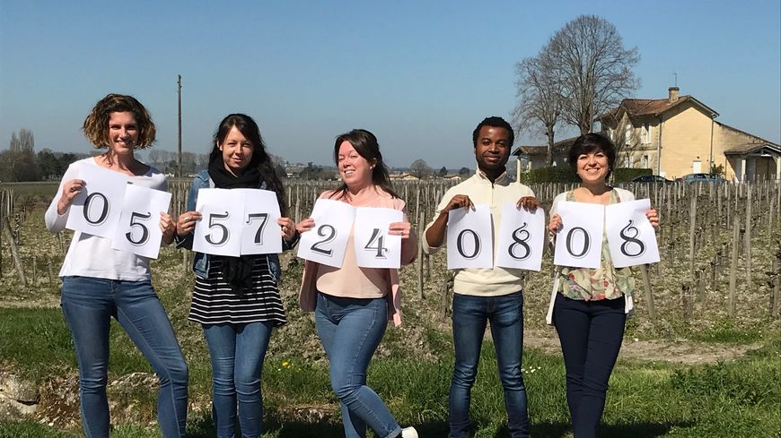 En Gironde trois G.E.A. répondent à vos appels.