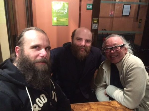 Laurent David, Thomas de Pourquery, Nguyên Lê le 08 février 2019 au Triton aux Lilas