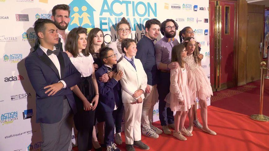 """Soirée de gala """"ACTION ENFANCE fait son cinéma"""" 2018"""
