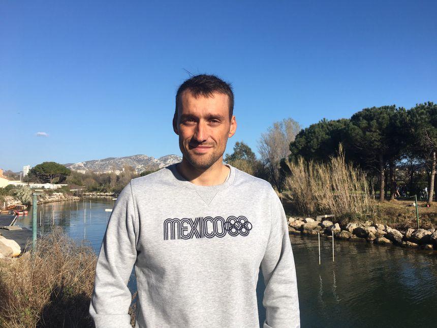Denis Gargaud-Chanut, marseillais, champion olympique de canoë à Rio