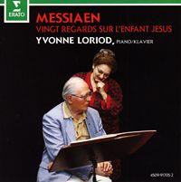 Vingt Regards sur l'enfant-Jésus de Messiaen par Yvonne Loriod