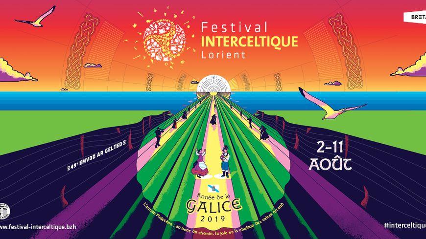 Le Festival Interceltique de Lorient invite la Galice en 2019