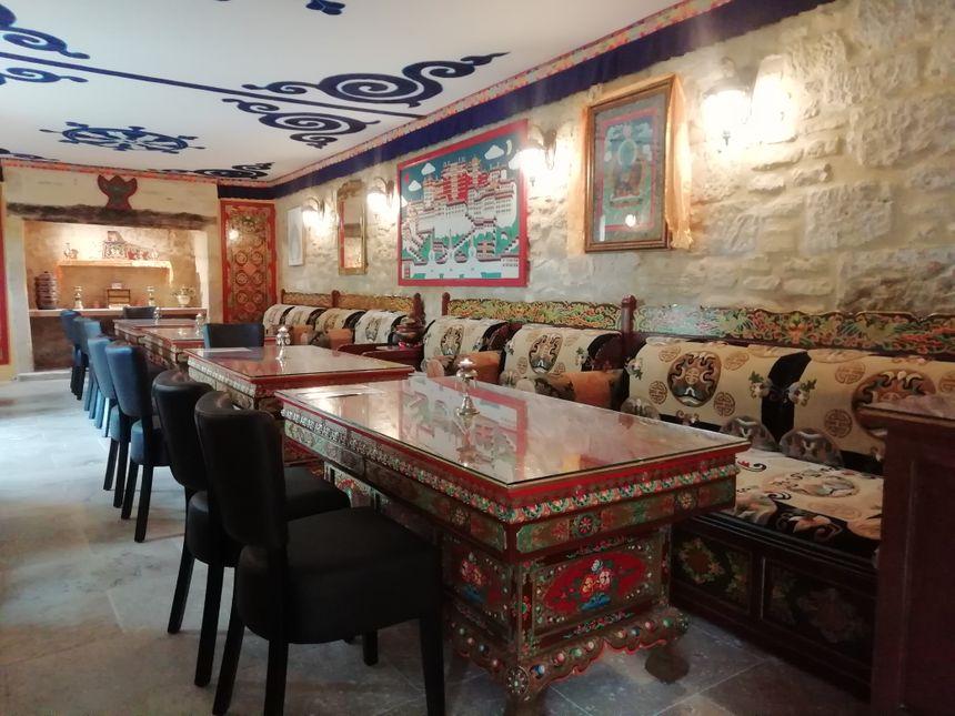 Un chef tibétain servira des mets de l'Himalaya dans ce restaurant typiquement tibétain à partir de juin