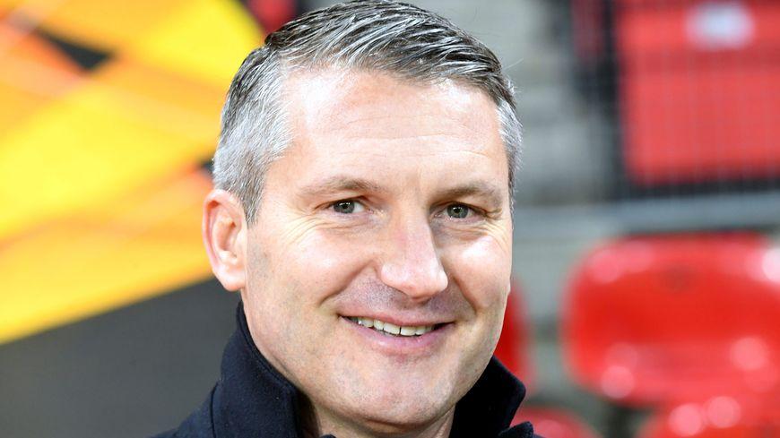 Olivier Létang, le président du Stade Rennais.