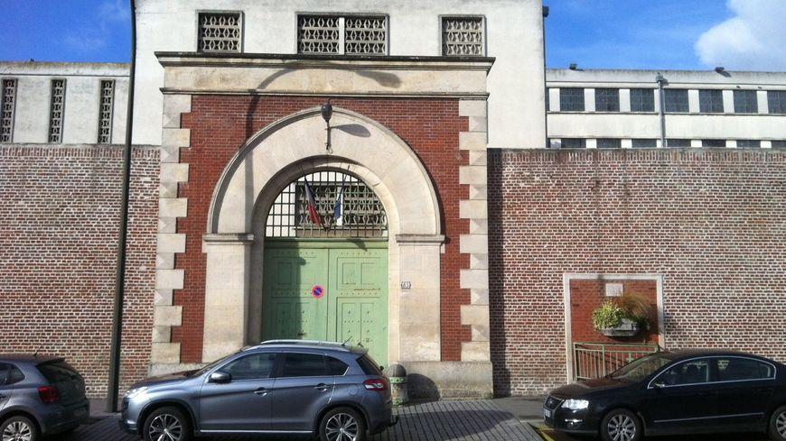 Mort d'un détenu cette nuit à la maison d'arrêt d'Amiens