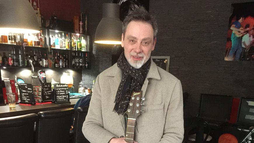 Bobby Dirninger, invité du Live Aquitain de France Bleu