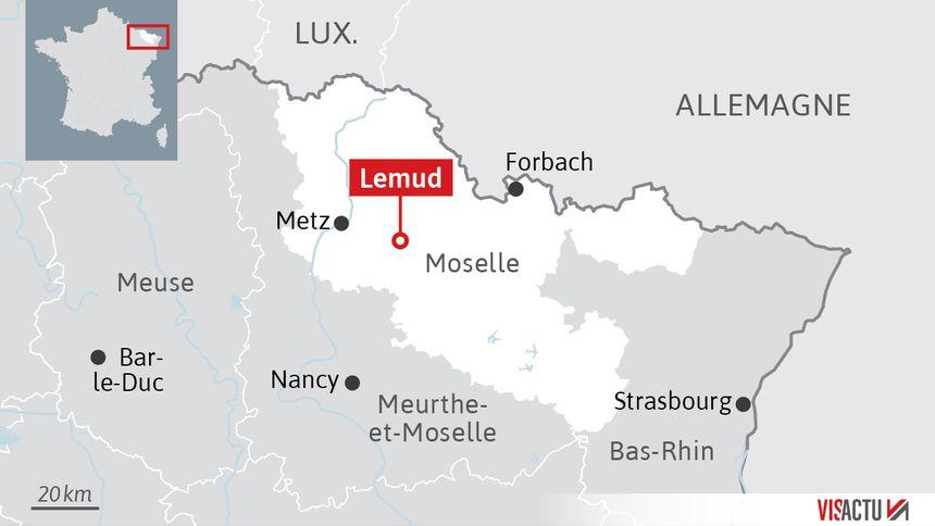 Moselle : une femme percutée par un train