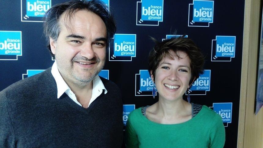 Jérome Guillem et Marianne Thibault