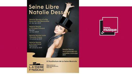 Seine Libre - Natalie Dessay