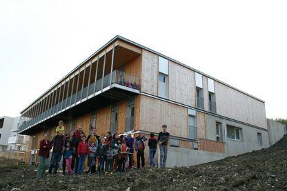 La Semblada et ses habitants-concepteurs à Clemont-Ferrand