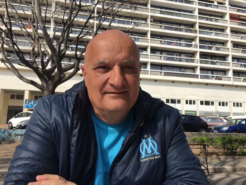 Thierry Mode, abonné aux Ultras. C'est lui qui vient de lancer la cagnotte Leetchi pour Michel Scotto di Rinaldi