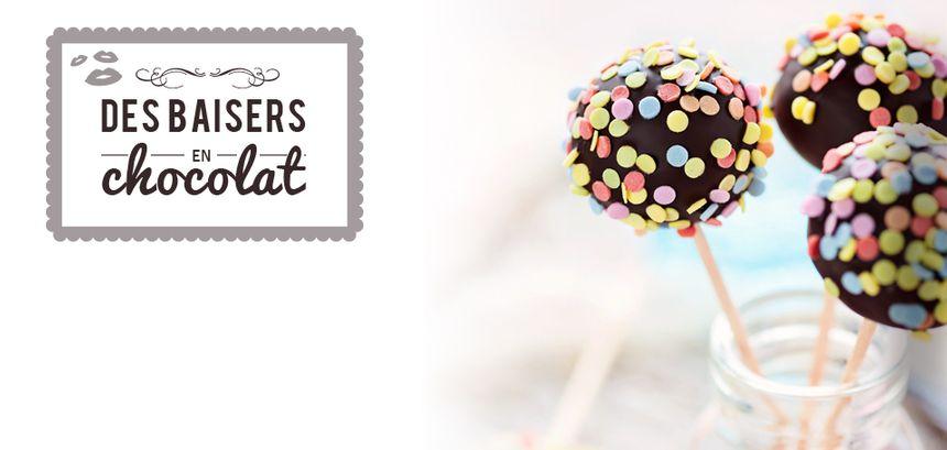 Bonbon, bouchée, pralinée... Le chocolat est un baiser de plaisir
