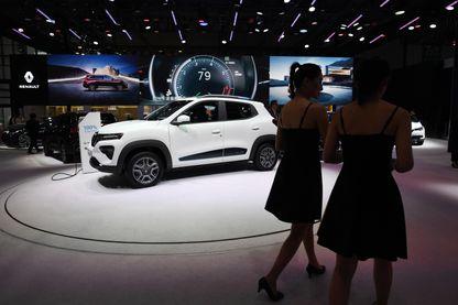 La City K-ZE de Renault présentée à Shanghai